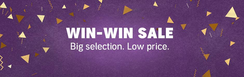 Win-Win Sale