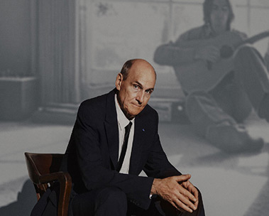 Free James Taylor's memoir on Audible