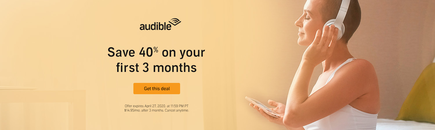 Audible Promotion