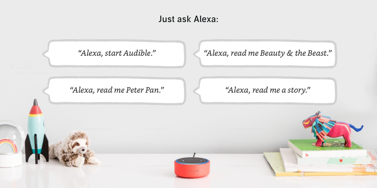 Just ask Alexa