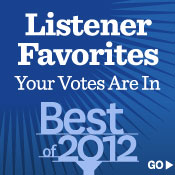 Best of 2012: Listener Favorites