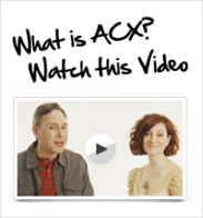 Click to see What Is ACX?