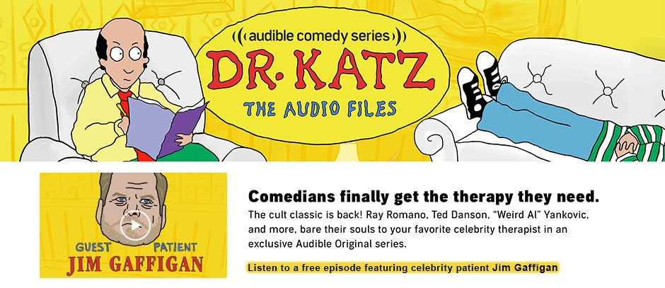 Dr. Katz: The Audio Files