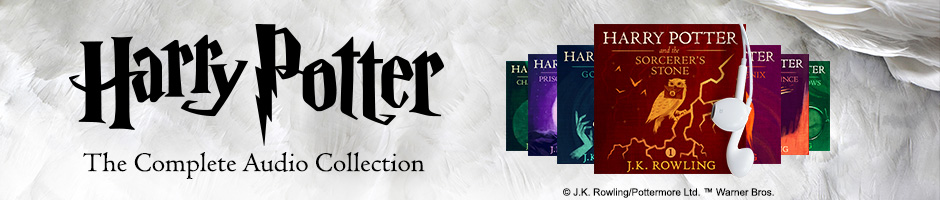 Harry Potter: The Complete Audiobook Collection