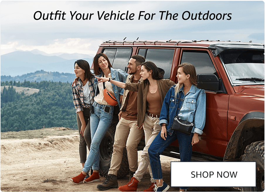 Drive into the Outdoors