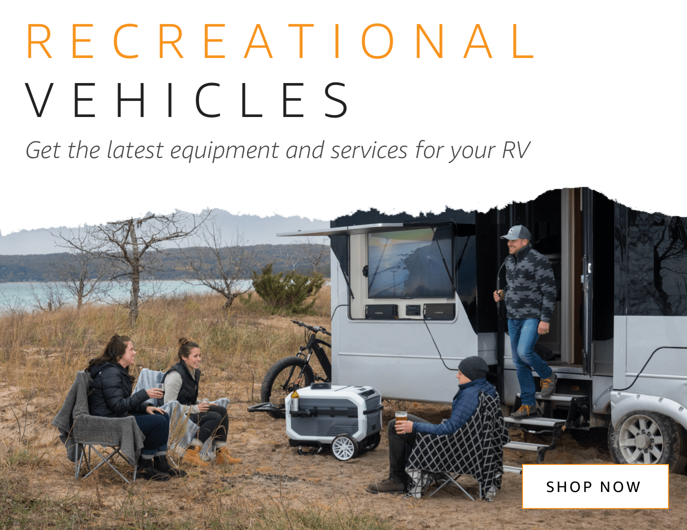 Shop Recreational Vehicle Accessories