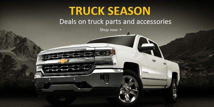 Shop Truck Season
