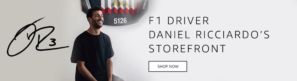 The Daniel Ricciardo Store