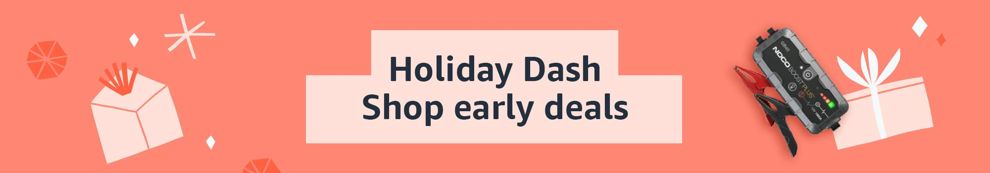 Holiday Dash: Shop Automotive parts and accessories