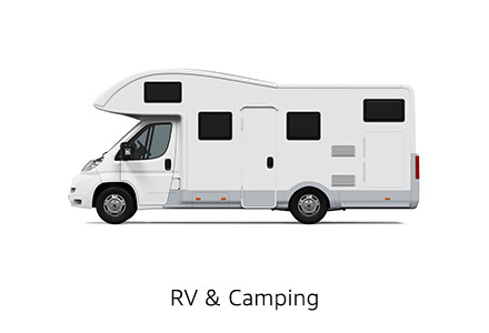 Shop RV and Camping