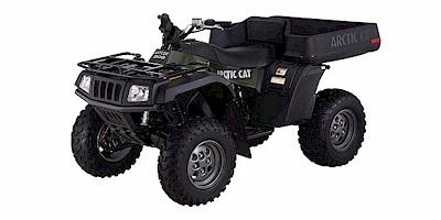 2004 Arctic Cat 500 4x4 Auto TBX Parts and Accessories ...