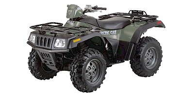 Arctic Cat 300 4x4