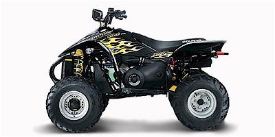 2005 Polaris Scrambler 500 4x4 Parts and Accessories