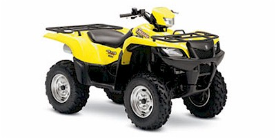 2005 Suzuki LT-A700X KingQuad 4x4 Parts and Accessories: Automotive