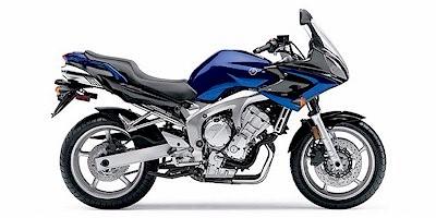 2005 Yamaha FZS600 FZ6:Main Image