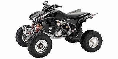 2006 Honda TRX450R Parts and Accessories: Automotive