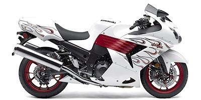 2007 Kawasaki ZX1400 Ninja ZX-14 Parts and Accessories: Automotive