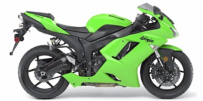 2007 Kawasaki ZX600 Ninja ZX-6R Parts and Accessories