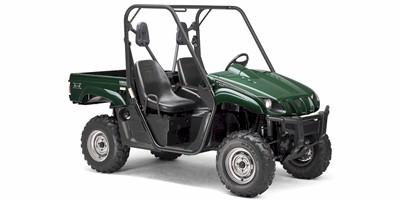 Yamaha Rhino  Oil Capacity