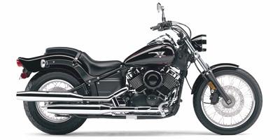 2007 Yamaha XVS650 V Star Custom Parts and Accessories ...