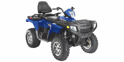 2008 polaris sportsman 800 efi touring:main image