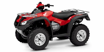 2012 Honda TRX680FA FourTrax Rincon:Main Image