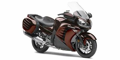 Kawasaki ZG1400 Concours ABS:Main Image