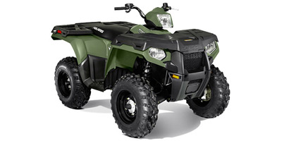 Polaris Sportsman 400 HO Parts and Accessories: Automotive