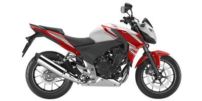 2015 Honda CB500FMain Image