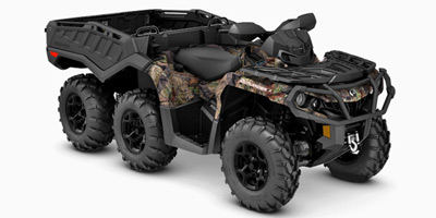 Can-Am Outlander 1000 6x6 XT Parts and Accessories
