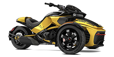 Can-Am Spyder F3-S Daytona 500 (SM6) Parts and Accessories