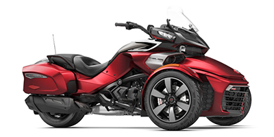 Can-Am Spyder F3-T (SE6) Parts and Accessories: Automotive