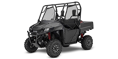 2018 Honda SXS700M2 Pioneer 700 Deluxe Parts and
