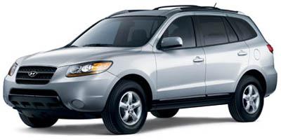 2007 Hyundai Santa Fe:Main Image