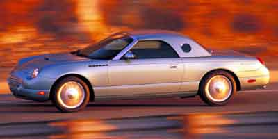 2003 Ford Thunderbird Parts And Accessories Automotive Amazon Com
