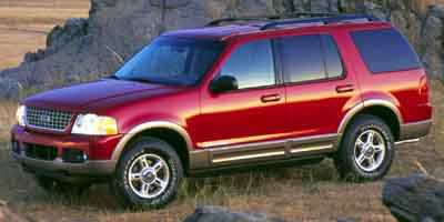 2002 Ford Explorer:Main Image