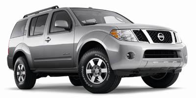 Nissan Pathfinder:Main Image