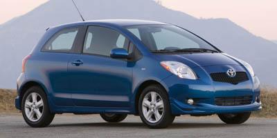 2008 Toyota Yaris:Main Image