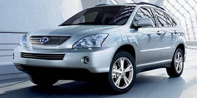 rx400h lexus automotive