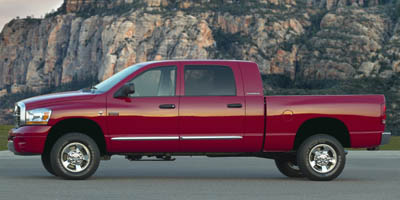 2008 Dodge Ram 2500:Main Image