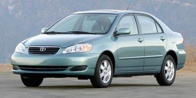 2008 Toyota Corolla:Main Image