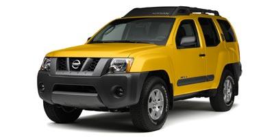 2008 Nissan Xterra Parts And Accessories Automotive