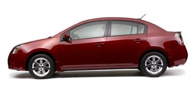 2008 Nissan Sentra:Main Image