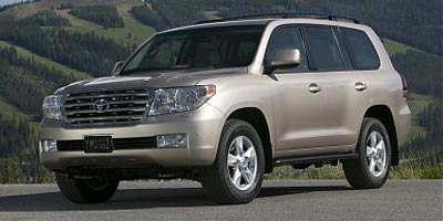2008 Toyota Land Cruiser Parts and Accessories: Automotive: Amazon com