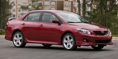 2009 Toyota Corolla Parts and Accessories: Automotive