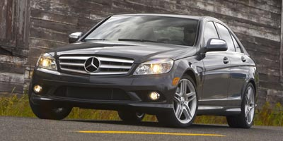2008 Mercedes Benz C350:Main Image