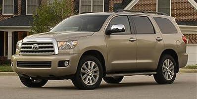 2008 Toyota Sequoia Parts And Accessories Automotive Amazon Com