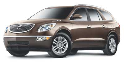 2008 Buick Enclave:Main Image