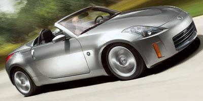 2005 nissan 350z convertible parts