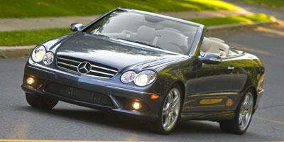 Amazing Mercedes Benz CLK350